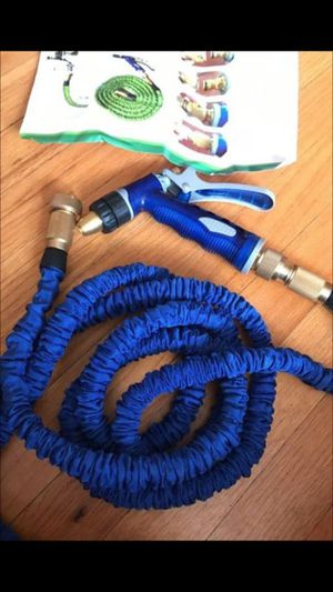 Heavy duty water Hose (Brand New)50ft-$15/75ft-$20 for Sale in Bloomingdale, IL