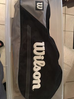 Two tennis rackets and two bags for Sale in Las Vegas, NV