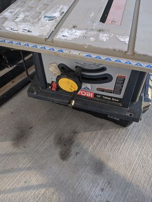 Ryobi 10 inch table saw for Sale in Arvada, CO