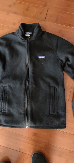 Men's medium Patagonia fleece jacket for Sale in Thornton, CO