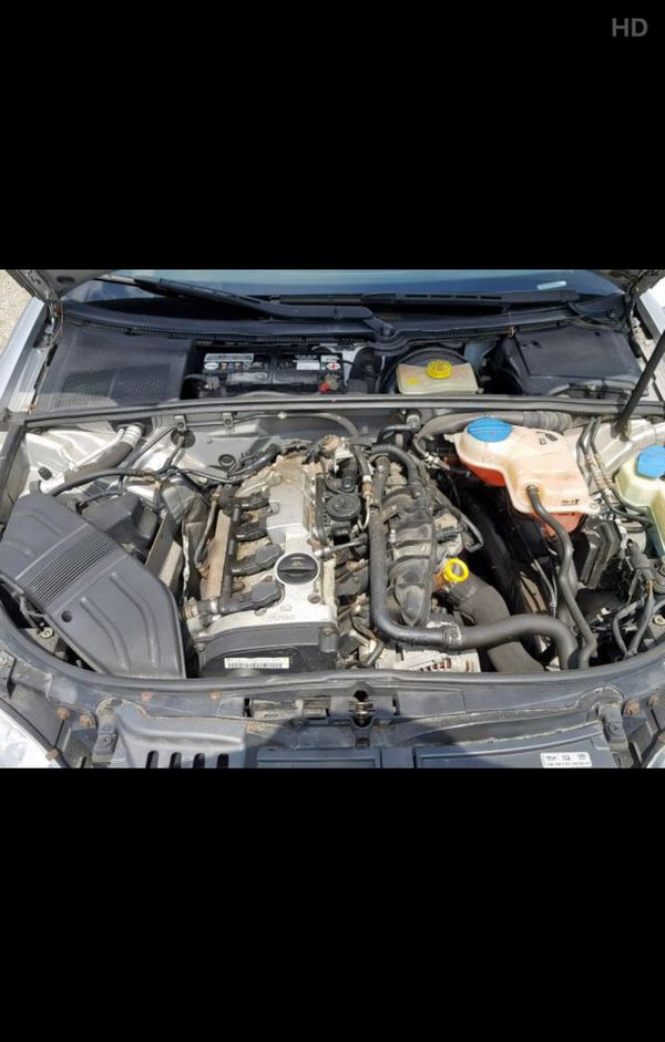 2005 Audi A4 2.0t Quattro for parts only !!!