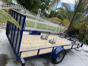 Motorcycle trailer! for Sale in Miami, FL