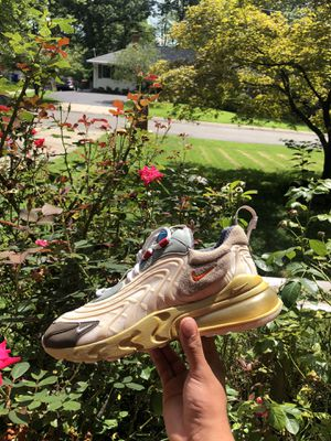 Travis Air Max 270 cactus trails size 7.5 for Sale in Silver Spring, MD