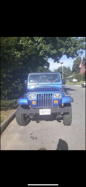 1994 jeep for Sale in Holyoke, MA
