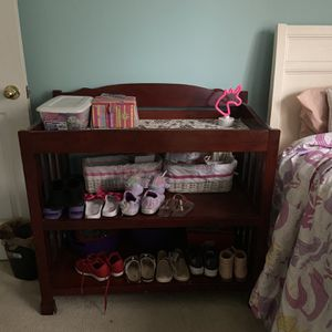 Changing Table/shelf for Sale in Marietta, GA