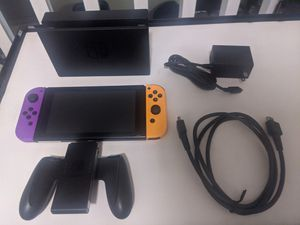 Nintendo Switch Bundle with Games for Sale in Homestead, FL