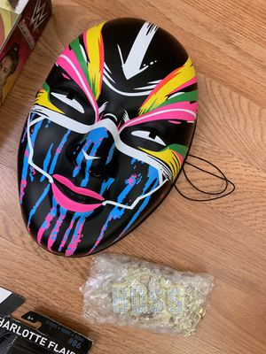 New WWE Mask Asuka for Sale in Costa Mesa, CA