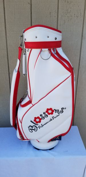 Beautiful ladies golf bag staff size almost new for Sale in San Diego, CA