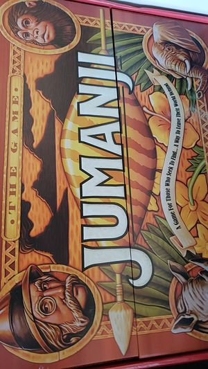 New Jumanji game set for Sale in Westminster, CO