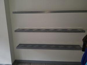 6 foot wall display storage shelves for Sale in Arlington, VA