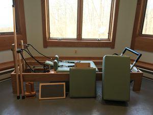 Solid wood Pilates Studio Reformer for Sale in Bluemont, VA