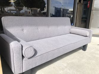 🔥New! Mid-century sofa sleeper w/pillows for Sale in Escondido,  CA