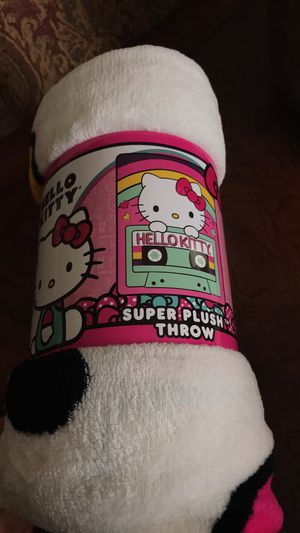 Hello Kitty Throw Blanket for Sale in Acworth, GA