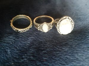 Ring Collection #2 for Sale in Cedar Rapids, IA
