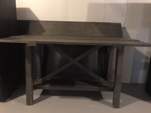 Distressed wood table for Sale in Foxborough, MA