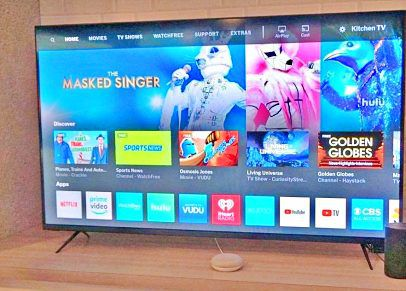 65 INCH LG SMART TV 4K ULTRA 2160P