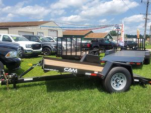 **NEW** CAM Superline 6x12 Tilt Trailer Made in the USA for Sale in Mansfield, OH