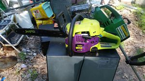 Chainsaw for Sale in Wellston, MI