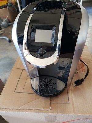 Keurig 2.0 (Touchscreen) Coffee Maker for Sale in Chino, CA