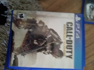 Call of duty advanced warfare ps4 for Sale in Collins, GA