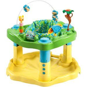Exersaucer Deluxe Zoo Friends for Sale in Chicago, IL