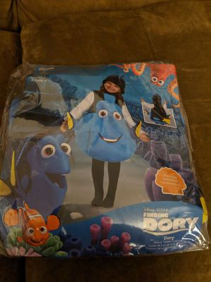 Disney's Finding Dory Deluxe Costume for Kids Halloween for Sale in Los Angeles, CA