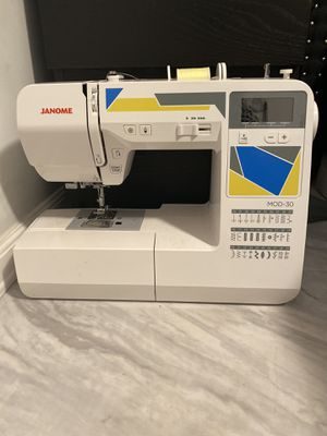 JANOME MOD-30 sewing machine for Sale in Clearwater, FL
