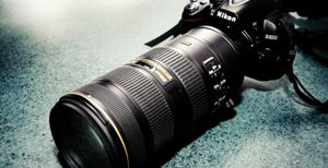 Nikon D3000 w/ 2 lense for Sale in Seattle, WA