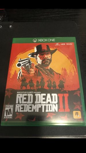 Xbox One Game Red Dead Redemption 2 for Sale in Pittsburg, CA