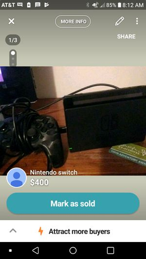 Nintendo switch for Sale in Knightdale, NC