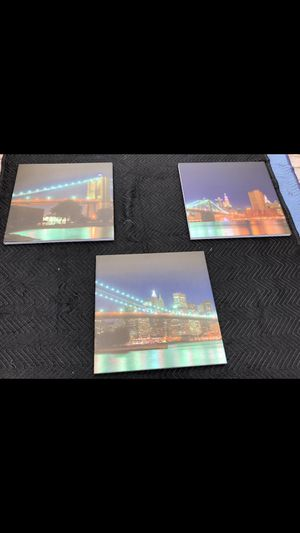 NYC Skyline - wall decor / poster for Sale in Pembroke Pines, FL