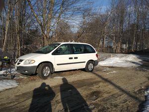 06 Dodge Caravan for Sale in West Gardiner, ME