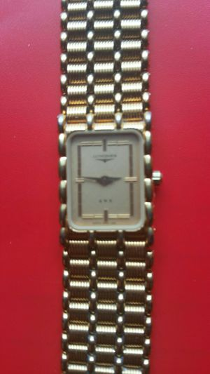 18KT GOLD SWISS DESIGNER WATCH for Sale in Lincolnwood, IL