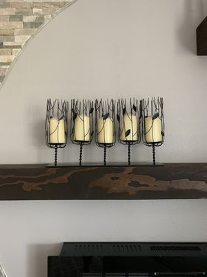 """Metal candle holder !!! 22"""" W for Sale in Vancouver, WA"""