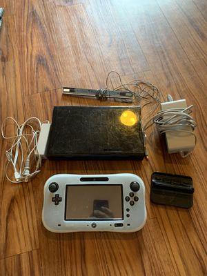 Nintendo wii u console w/ zelda bundle for Sale in Tampa, FL
