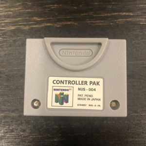 N64 Controller Pak NUS-004 for Sale in Pompano Beach, FL