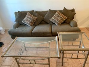 Sofa and table for Sale in Jonesboro, AR