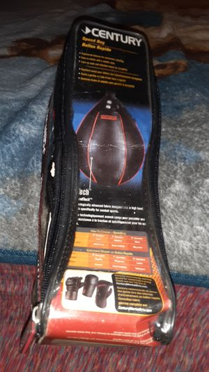Century Shin Guards & Speed Bag for Sale in Pomona, CA