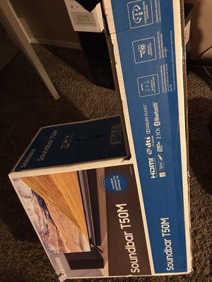 Samsung sound bar for Sale in Mesa, AZ