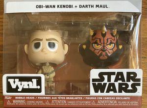 Darth maul Star Wars Vynl for Sale in Fresno, CA
