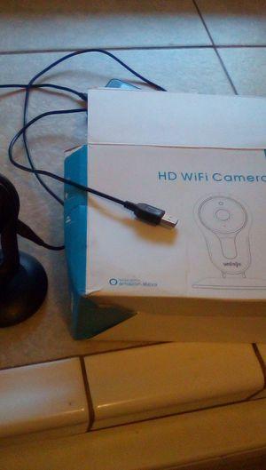 Hd wifi camera uniojo for Sale in Fresno, CA