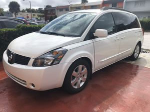 2005 Nissan Quest se loaded loaded for Sale in Hollywood, FL