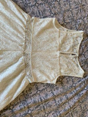 White dress for Sale in Lynwood, CA