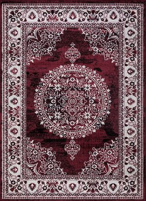 8x10 burgundy rug for Sale in Los Angeles, CA