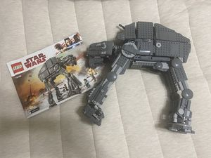Lego AT / AT Star Wars for Sale in Ringgold, GA