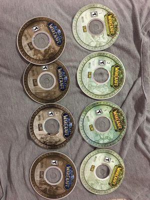 World of Warcraft Discs for Sale in Leesburg, VA