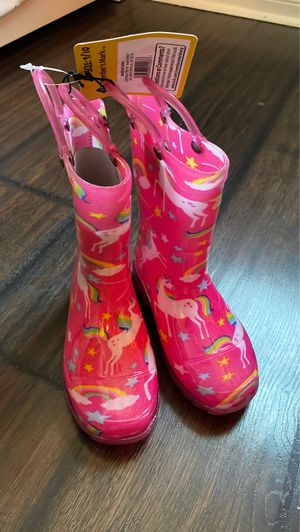 Light Up Rain Boots for Sale in Ontario, CA