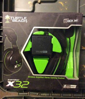 Turtle beach gaming headset for Sale in Brier, WA