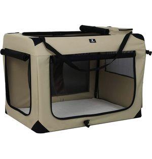 """X-ZONE PET 3-Door Folding Soft Dog Crate, Indoor & Outdoor Pet Home 36.4""""x25.8"""" for Sale in Las Vegas, NV"""
