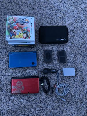 Nintendo 3DS and DSI XL bundle for Sale in Surprise, AZ